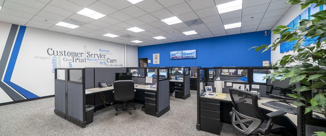 Cool Air Office