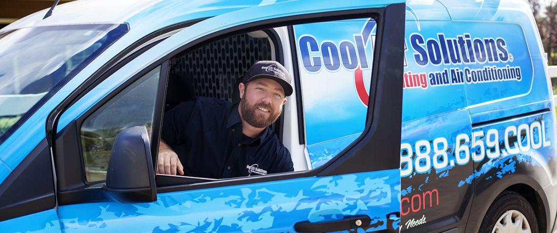 Cool Air Truck